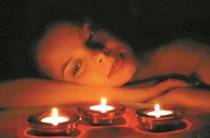 как гадать на трех свечах